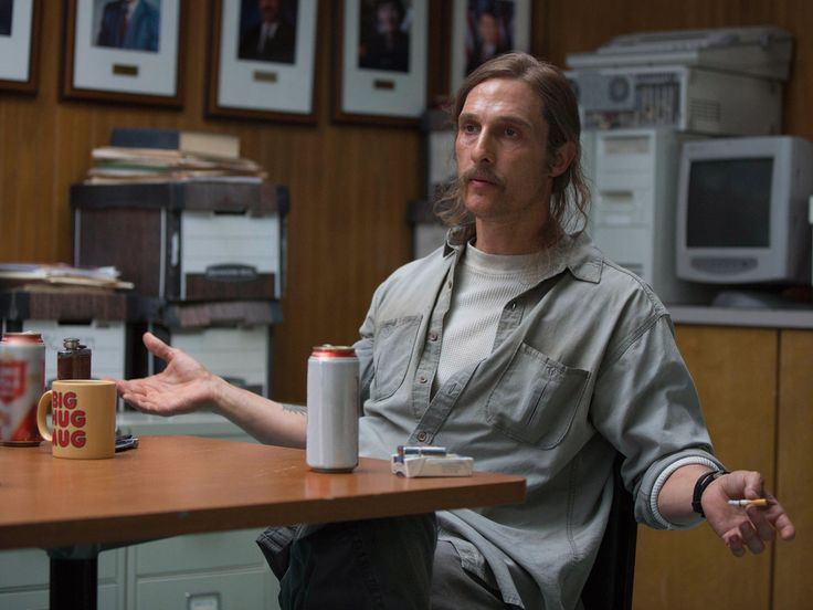 Best True Detective quotes about life that also apply to drunk people. There are definitely some of these that remind me of those people you see at happy hour.