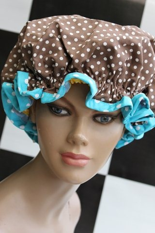Adult Shower Cap by Alie Jane Travel Accessories & Designs