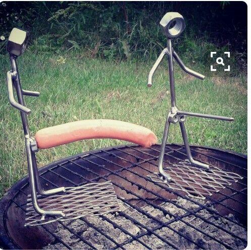 Sausage warmer.