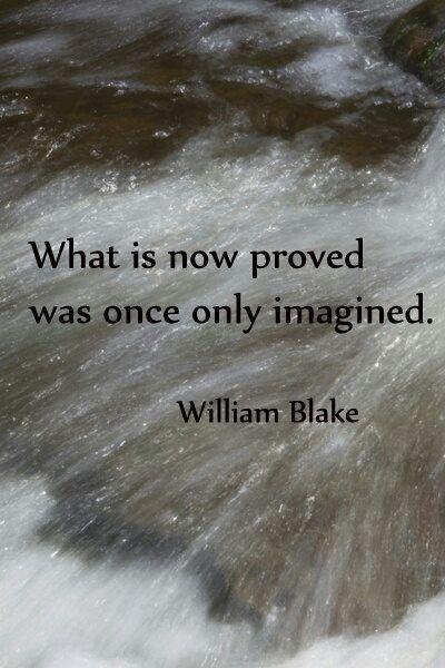 William Blake Wise Words