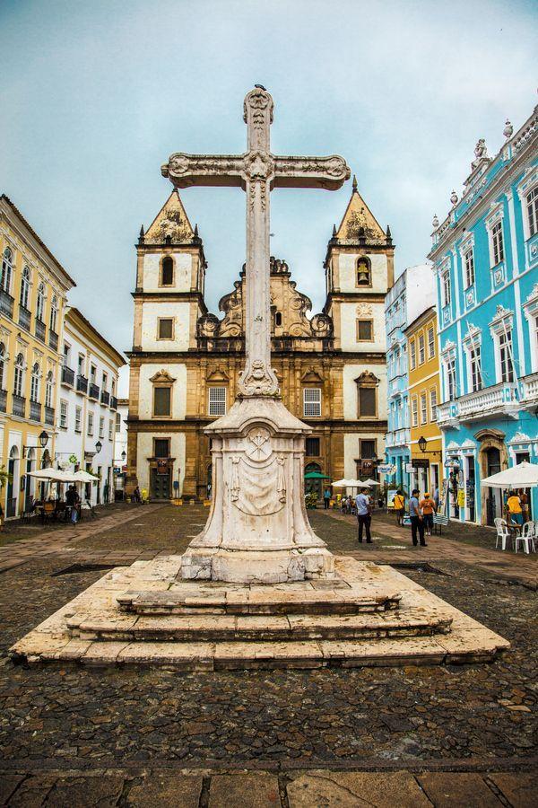 Cruzeiro de São Francisco Salvador - Bahia