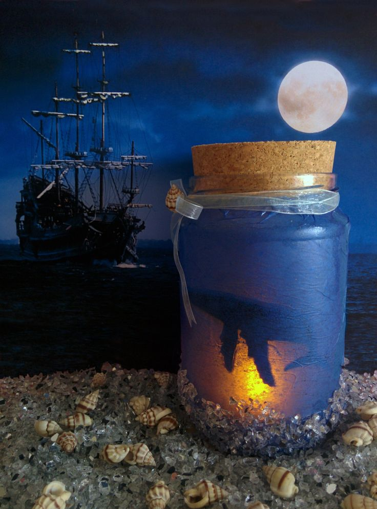 Deep Sea Jar, Whale