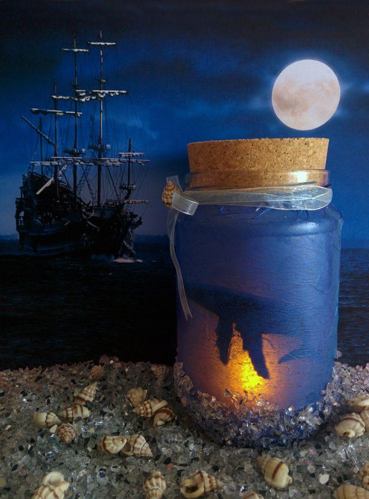 Deep Sea Jar, Whale