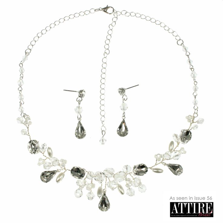 LW113 Necklace and Earring Set