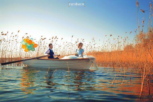 Sapanca Gölü Düğün Nişan çekimleri