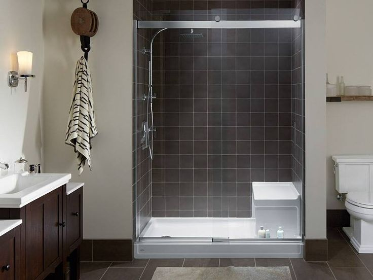 KOHLER Want to swap your tub for a shower? Check out these three great ...
