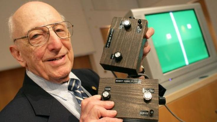 BROWN BOX, PONG, SENSO Videospiel-Pionier Ralph Baer gestorben