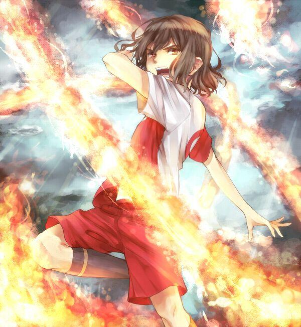 Shindou takuto fire illusion - inazuma eleven go