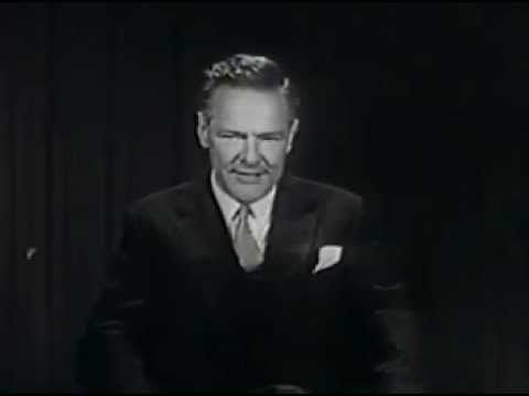 1960 U.S. Presidential Election Ad - Henry Cabot Lodge #presidential #election #60s #Ad