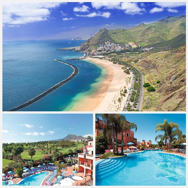 Start December with some sunshine and grab a #Tenerife bargain from only £204 per person! #DealOfTheDay