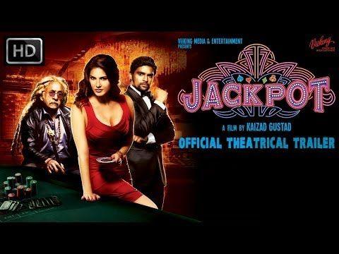 Official theatrical trailer of 'Jackpot'  starcast:  Naseeruddin Shah,  Sunny Leone,  Sachiin Joshi