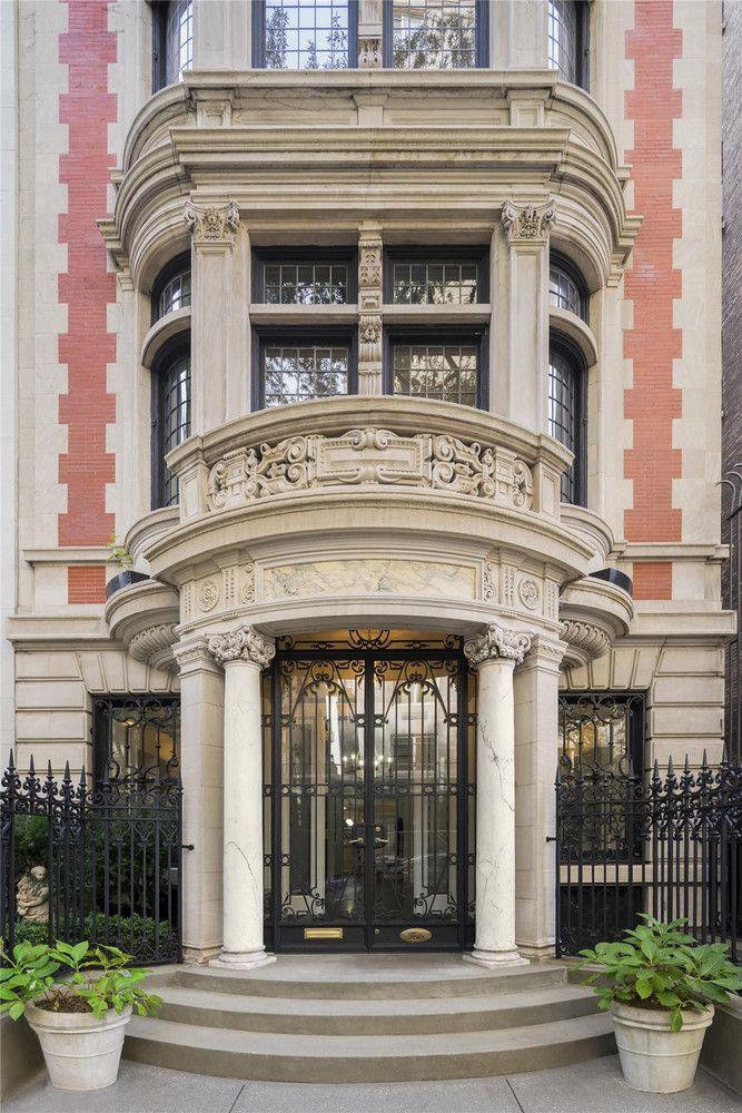 Nicole Kidman Keith Urban Upper East Side Nyc New Home Construcao Casas Decoracao