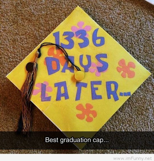 Community Post: 15 Cap Designs For Class Of '15