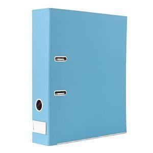Lever arch file blue