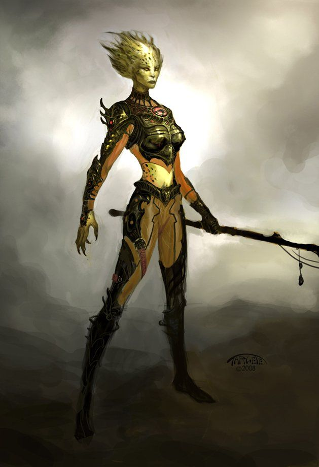 2011 Thundercat Fan Art | Concept Art For Cheetara from The Thundercats