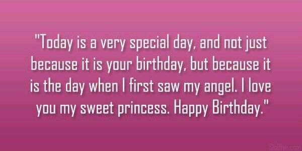 Happy 5th Birthday Quotes For Daughter: Birthdays