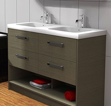 Timberline Kansas Vanity
