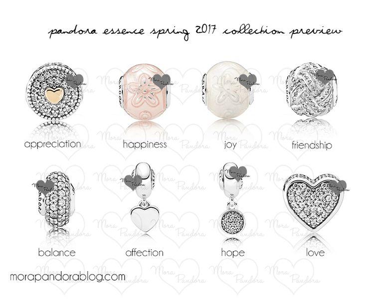 Pandora Essence Spring 2017