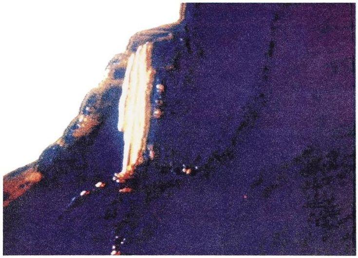 Marianne Heske Mountain of the Mind I - f�r kr 3 500