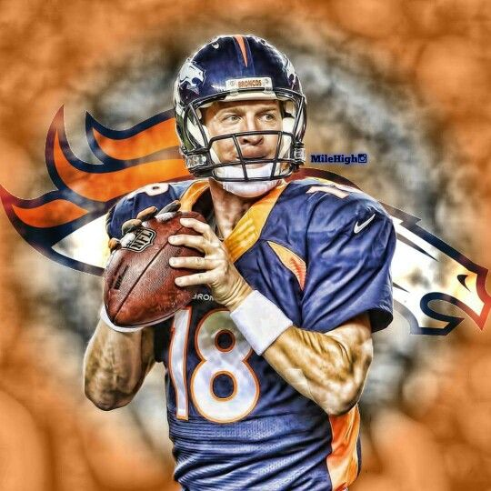 Famous Peyton Manning Quotes: 73 Best I'm A Broncos Fan Images On Pinterest