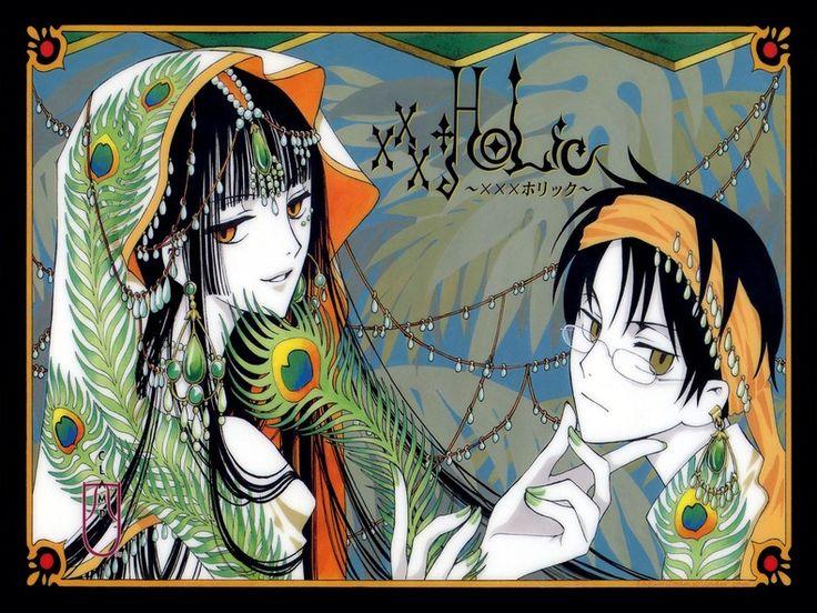 xxxHolic: Yuuko and Watanuki