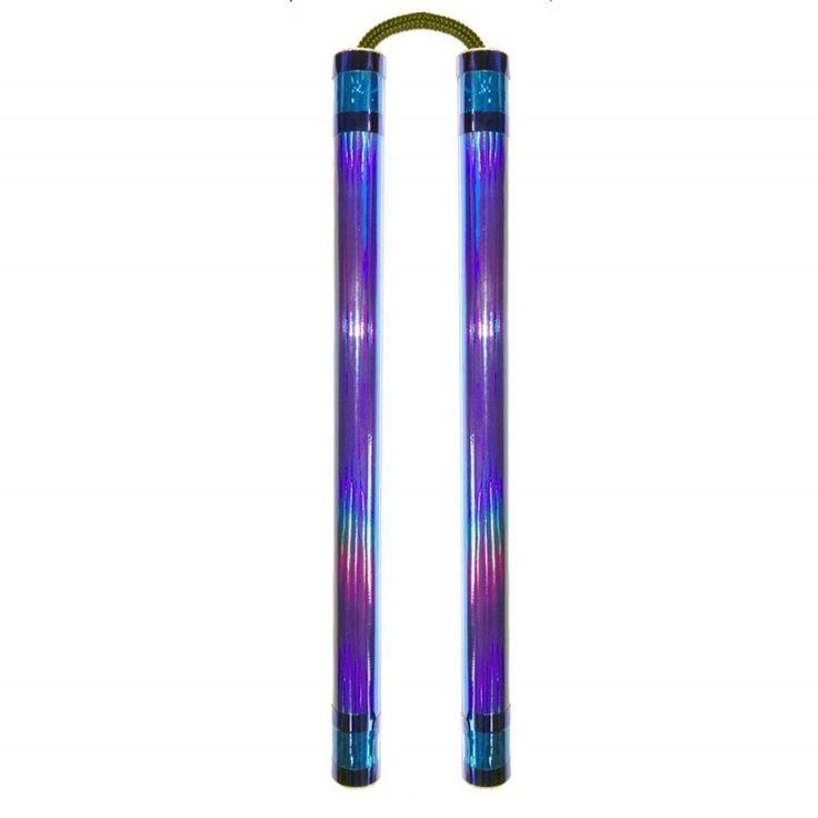 2x Limitowane nunchaku na lince R-Type Illuminator - R-Type XMA Gear Treningowa broń biała