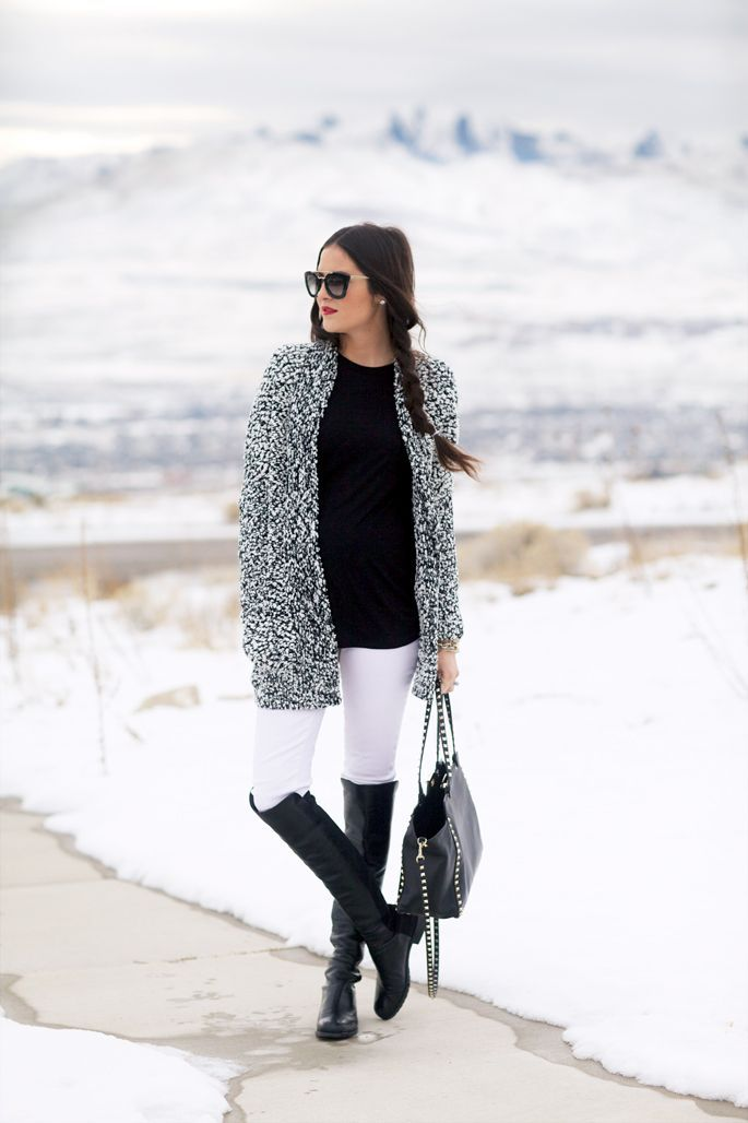 Best 25+ White Jeans Winter Ideas On Pinterest | Grey Boots Grey Coats And Autumn Fashion Classy