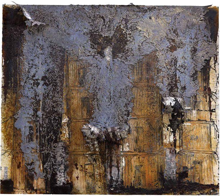 Kiefer-Rodin   Musée Rodin 14 mars - 22 octobre