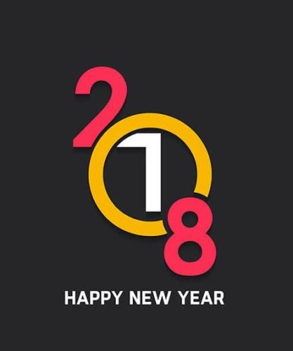 New year wishes 2018 photos to wish father mother sister brother wife husband. M...