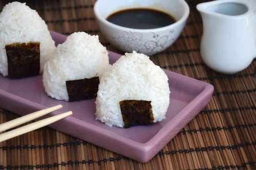 giapponesi ricette Onigiri