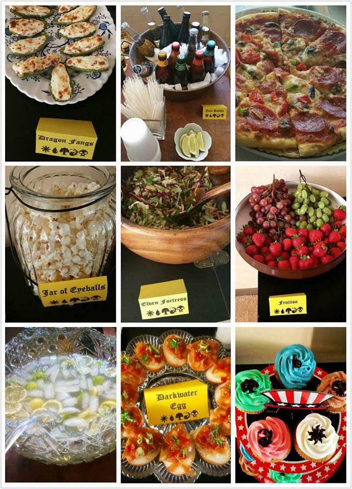 Events and Gatherings Recipes - Allrecipescom