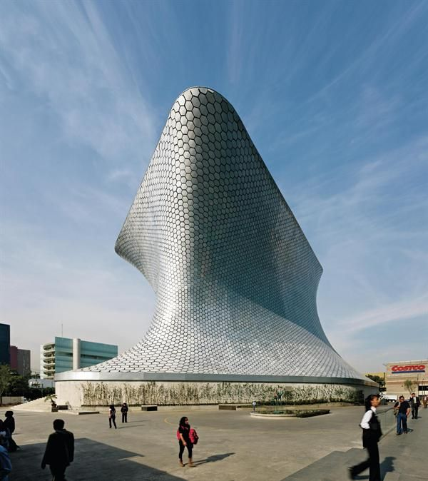 Museo Soumaya | Mexico City, Mexico | FR-EE / Fernando Romero Enterprise