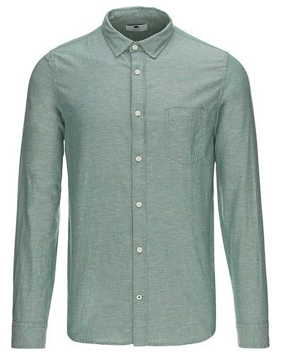 Super cool NN.07 Frede langærmet skjorte NN.07 Skjorter til Herrer i luksus kvalitet