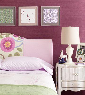 Cute: Wall Decor, Decor Ideas, Bedside Table, Color Schemes, Colors, Wall Color, Bedrooms, Bedroom Ideas