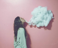 4:20: Players Quotes, Cotton Candy, Smoke Photography, Cloud, Pastel Fashion, Cottoncandi, Nastyg Minkpink, Roads Trips, Girls Hair