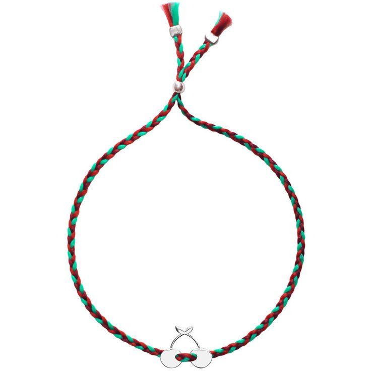No.118 Cherries Charm - Sorbet Bracelets