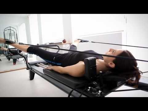 Focus Studio Pilates Reformer Workout