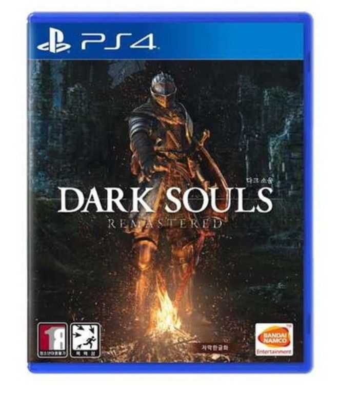 Dark Souls Remastered Ps4 Korean Best Korean Ps4 Game Night
