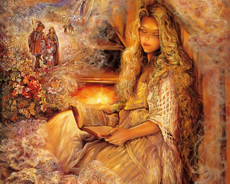 140 best Art of Josephine Wall images on Pinterest