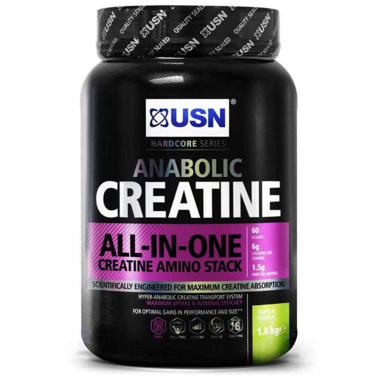 USN Creatine Anabolic USN (Ultimate Sports Nutrition