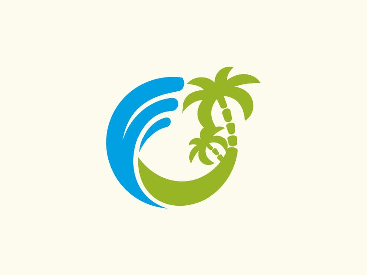 Palm Beach Logo by Brandlogo on Creative Market                                                                                                                                                     More
