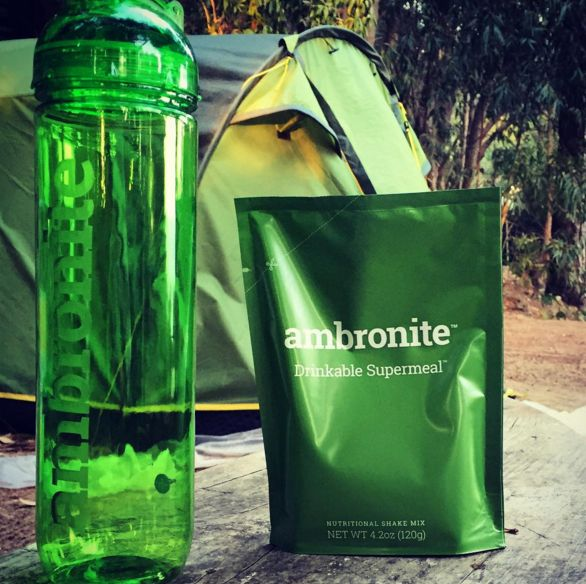 Ambronite healthy organic superfood meal. Perfect for travelling or expeditions when there's nothing else or only crappy food around. AND it's delicious too! Use discount code coupon DXPLORATION to get 20$ off! #getambronite
