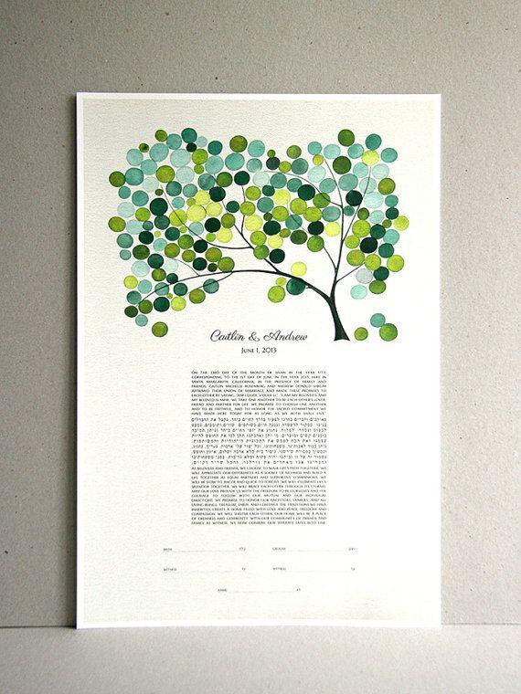 Diese KETUBAH GICLÉE-Druck ist ein Museumsstück Qualität Kunst in feinsten Materialien, Liebe, und mit herausragenden Kalligraphieren und Malerei.
