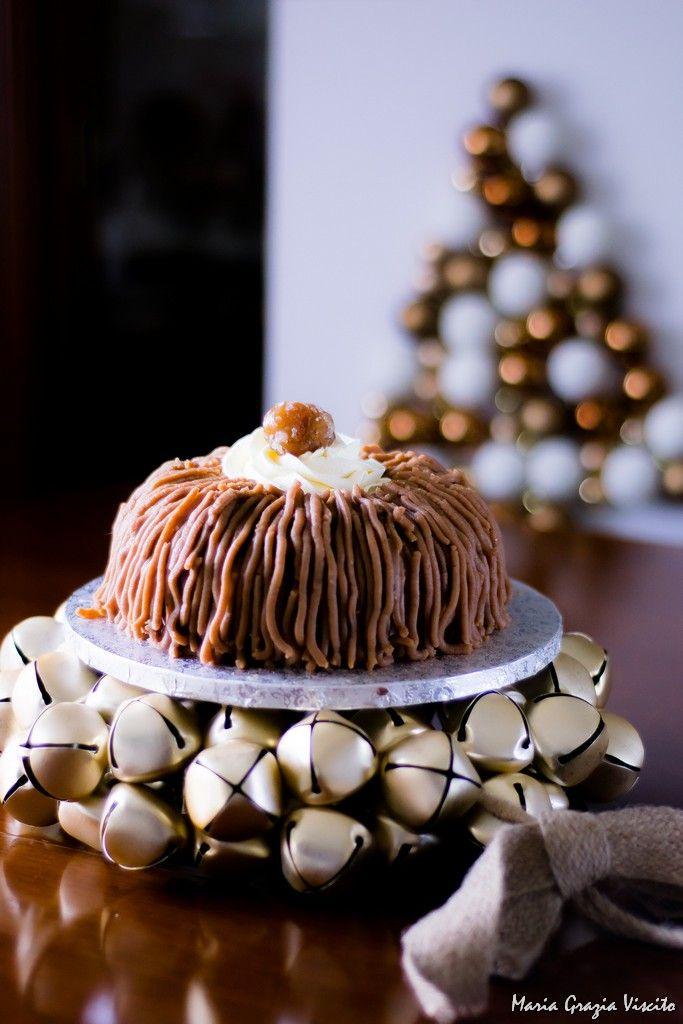 Le torte per le feste: il Mont Blanc di Felder