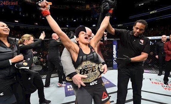 Amanda Nunes diz que UFC não deveria ter favoritos