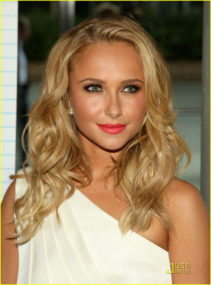 I love...modern marilyn makeup. hayden panettier