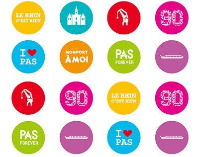 """""""Voeux 2016 Port Autonome de Strasbourg"""" : carte de voeux animée colorée et psychédélique. Produit par 2exVia et Passe-Muraille."""