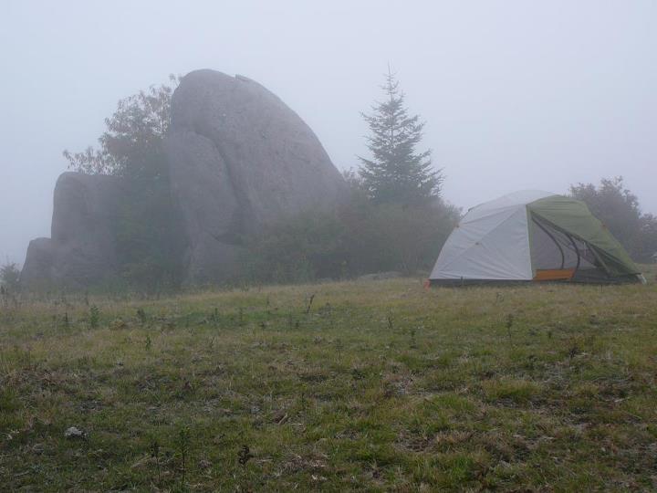 Campsite in Greyson Highlands, VA