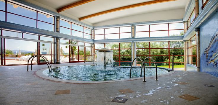 Relax in outdoor pool, Hotel Kaskady #luxury #holiday #hotel #kaskady #freetime #wellness #relax #pool #spa #water
