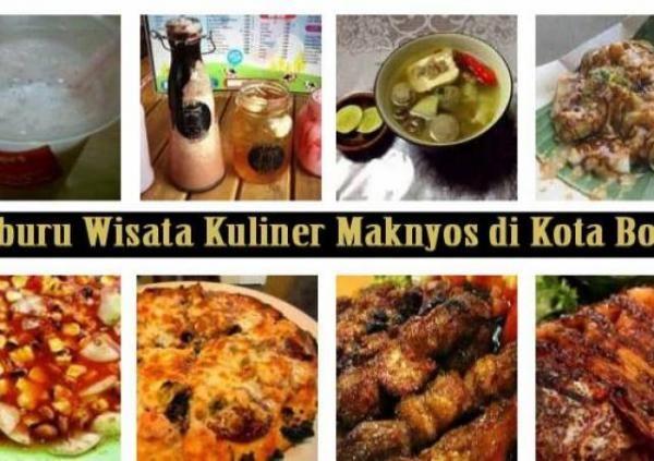 Berburu Kuliner Maknyos di Bogor